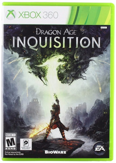 Dragon Age Inquisition Fisico Nuevo Xbox 360 Dakmor