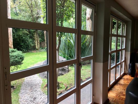 Rento Amplia Casa Bosque De Las Lomas, Uso De Suelo Embajada