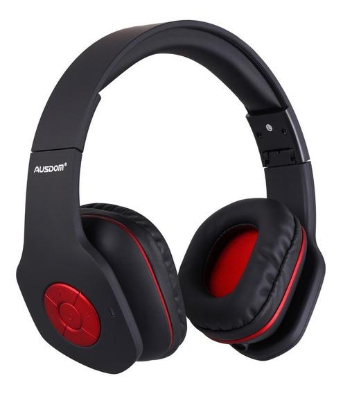 Fone Bluetooth Ausdom Ah862 Ótima Qualidade Pronta Entrega!