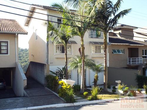Imagem 1 de 15 de Casa Em Condomínio Para Venda Em Jandira, Parque Das Iglesias, 4 Dormitórios, 2 Suítes, 3 Banheiros, 1 Vaga - N160_2-1194170