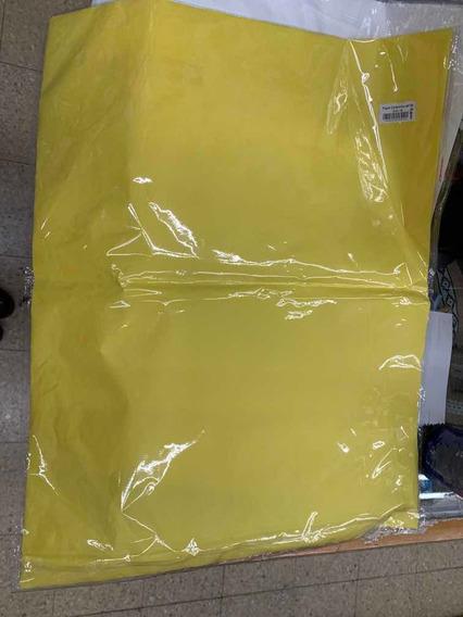 Papel Carbonico Para Molderia. Blanco O Amarillo
