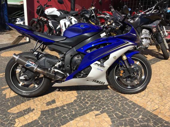 Yamaha Yzfr6 .