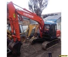 Retroexcavadoras Hitachi Ex 120