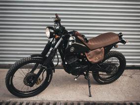 Moto Café Racer Yamaha Xtz 150 Scrambler.
