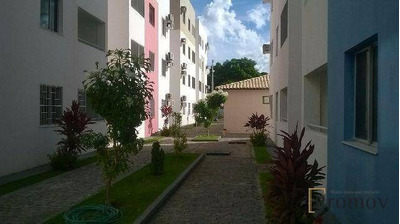 Apartamento Residencial À Venda, Centro, São Cristóvão. - Ap0311