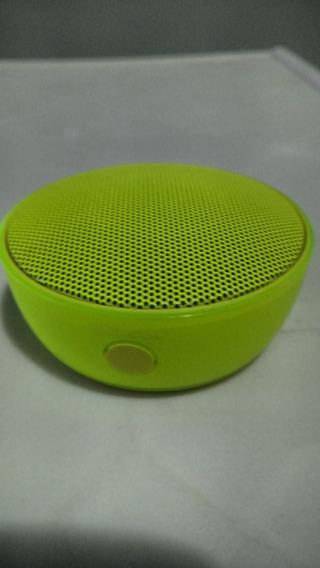 Caixa De Som Portátil Nokia Md-12 (nfc-bluetooth) - Usado