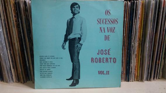 Lp Os Sucessos Na Voz De José Roberto Vol.2