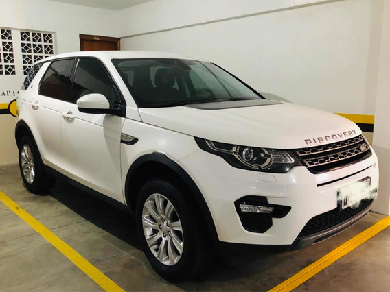 Land Rover Discovery Sport 2.0 Td4 Se 5p 2017
