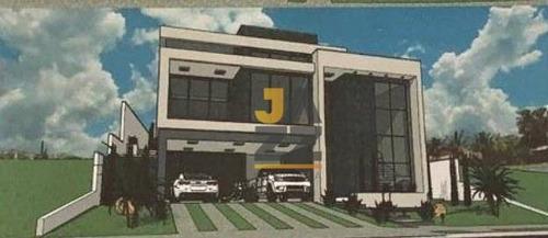 Casa Com 4 Dormitórios À Venda, 326 M² Por R$ 2.500.000,00 - Alphaville Dom Pedro 3 - Campinas/sp - Ca7984
