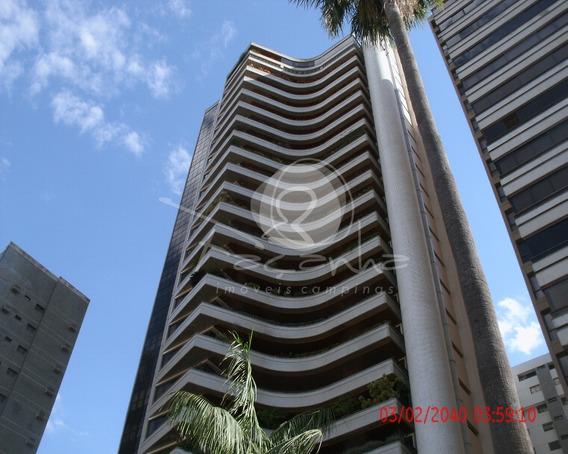 Apartamento Para Venda No Cambuí Em Campinas - Imobiliária Em Campinas - Ap01853 - 4764999