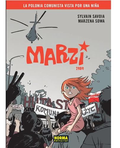 Marzi 1989 La Polonia Comunista Vista Desde Los Ojos De Niña
