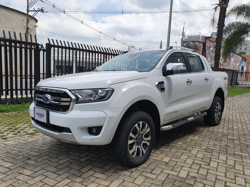 Ford Ranger Limited 2022 At