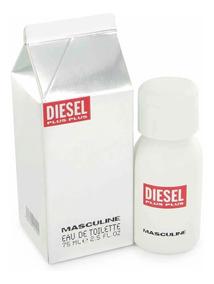 Perfume Diesel Plus Plus Eau De Toilette Masculino - 75 Ml