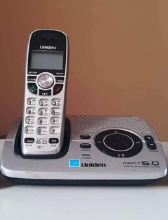 Telefone Sem Fio Uniden - Dect 6. 0 - Modelo Dect1580