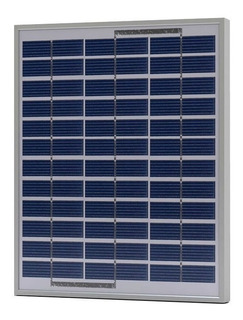 Kit Solar Panel Solar 5w Regulador De Carga 5a