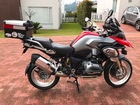 Bmw R 1200 Gs - 2015 - Roja (keyless - Quickshift)