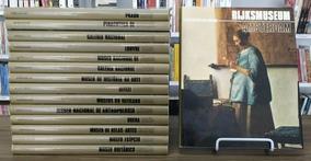 Enciclopédia Dos Museus - 15 Volumes - Edição De 1969