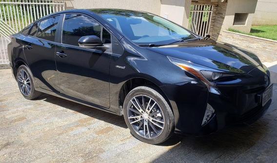 Toyota Prius Hibrido Preto - Direto Com Único Dono Impecável
