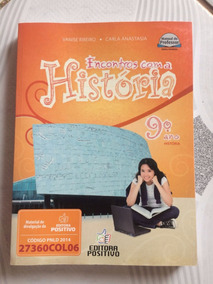 Livro De História - 9º Ano - Encontros Com A História