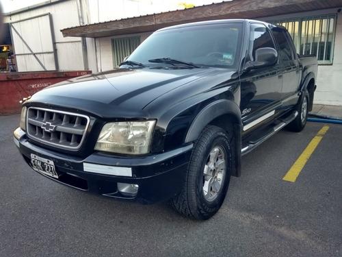Chevrolet S10 2004 2.8 4x4 Dc Dlx   Edicion Limitada