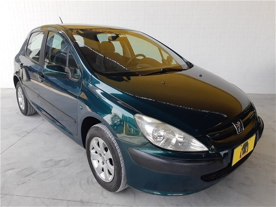 Peugeot 307 1.6 Passion 16v Gasolina 4p Manual