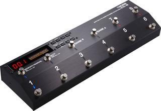 Boss Es-8 Conmutador Para Efectos De Guitarra Analógico