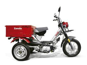 Moto Utilitario Zanella Tricargo 100 Promo 0km Urquiza Motos