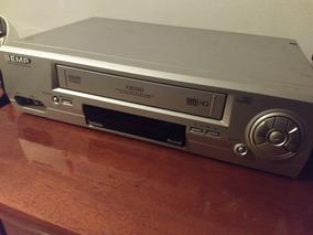 Vídeo Cassete Semp X698 - 7 Cabeças Stereo