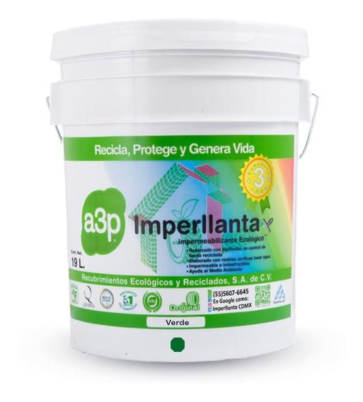 A3p Imperllanta Original Impermeabilizante De Llanta 3 Años