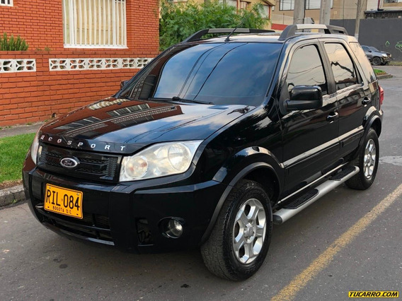 Ford Ecosport 2000cc 4x2 At Aa Ab Abs Dh Fe