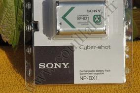 Bateria Sony Np-bx1 Rx100 Hx300 Hx400 As10 Hx50 Rx1 Cx240