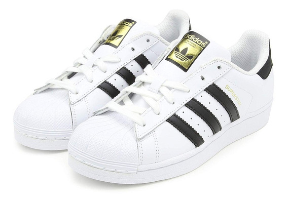 Zapatos adidas Superstars Originales Comprobable Talla 7