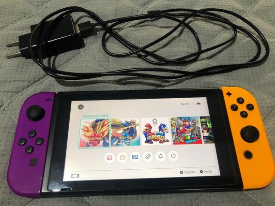 Nintendo Switch Desbloqueado Sxos