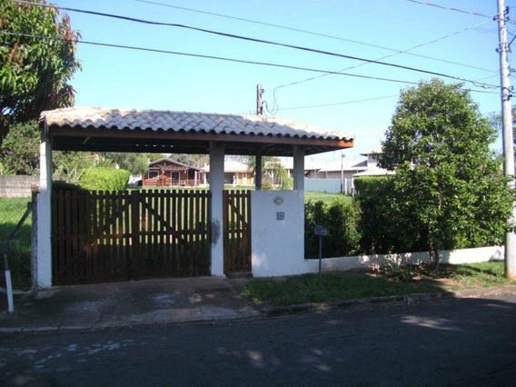 Chácara Residencial À Venda, Alphaville Campinas, Campinas. - Ch0049