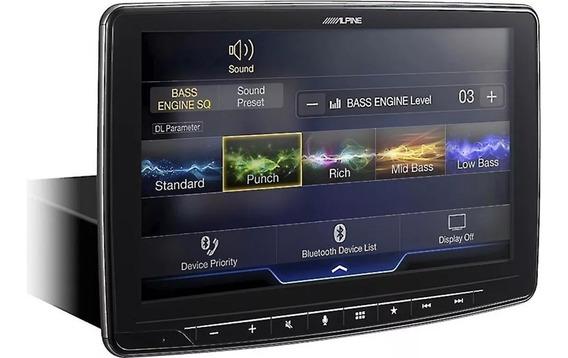 Alpine Ilx-f309 Sistema De Audio De 9
