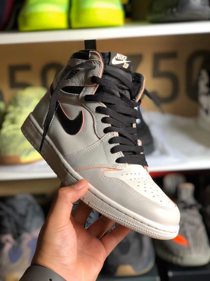 Tênis Nike Jordan Nyc To Paris Og