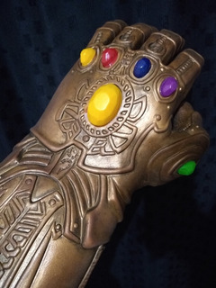 Guante Del Infinito Avengers Thanos