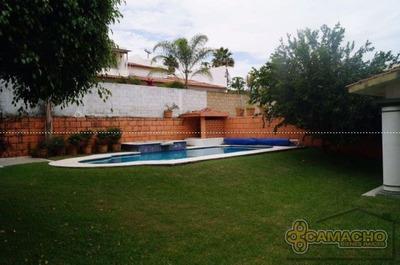 Amplia Casa En Venta En Lomas De Cocoyoc Olc-0345