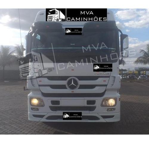 Caminhão Mercedes Actros 2546 - 6x2 T