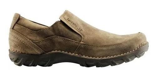 Zapato Elastico Cuero Hombre Caterpillar Stride