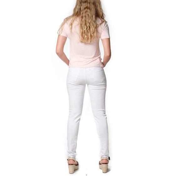 Calca Fem Maria Isis Bronze Jeans