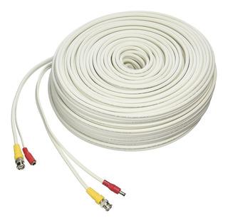 Lorex Cb250urb Cb250urb Cable Alimentación Bnc Coaxial Video