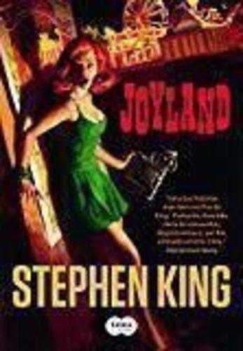 Livro Joyland Stephen King