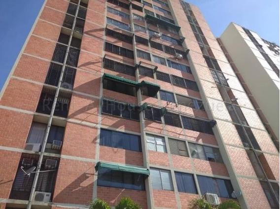 Apartamento Amoblado En Alquiler Urb Bosque Alto 20-7609 Mv