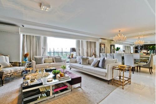 Imagem 1 de 15 de Apartamento - Alto De Pinheiros - Ref: 131069 - V-131069