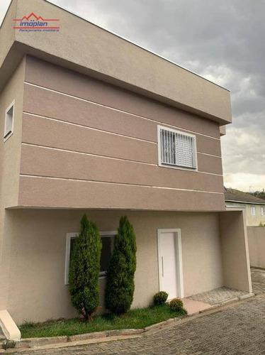 Casa Com 3 Dormitórios À Venda, 100 M² Por R$ 499.000,00 - Jardim Do Lago - Atibaia/sp - Ca3916