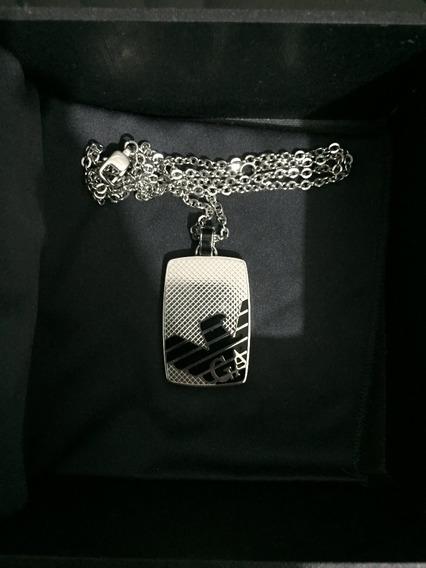 Collar Emporio Armani Para Hombre