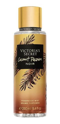Coconut Passion Noir Fragancia Corporal Victoria's Secret