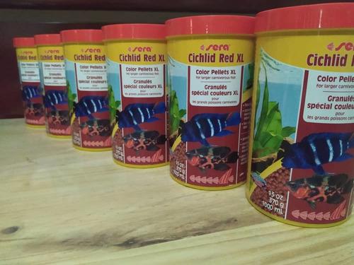 Alimento Para Peces Sera Granured Granugreen Xl 370gr