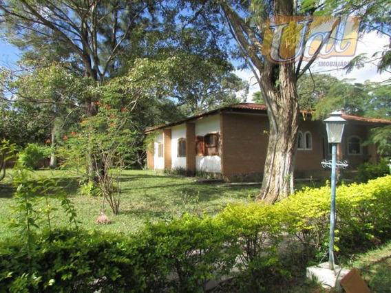 Chácara Residencial À Venda, Jardim São Nicolau, Atibaia. - Ch0085